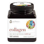 Youtheory Collagen Advanced with Vitamin C, 160 Count