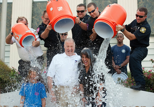 ALS Association withdraws controversial applications to trademark 'ice bucket challenge'