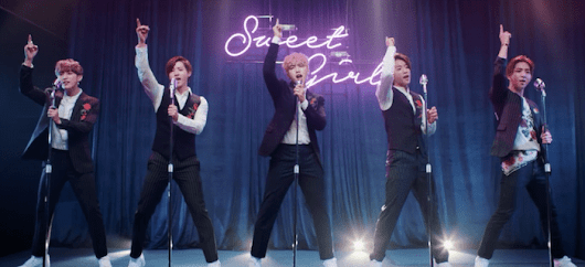 "B1A4's Fantasy is of a ""Sweet Girl"""