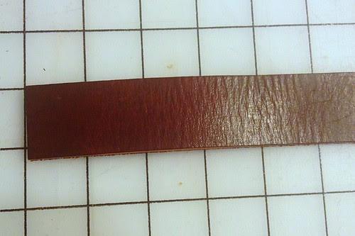 Leather Belt 1