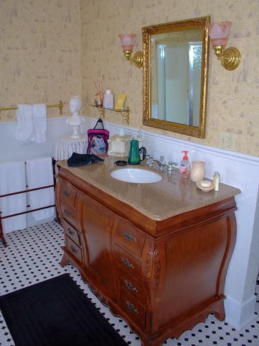 Princess Alice Room Bathroom Sink
