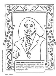 91 Black History Coloring Book Best HD
