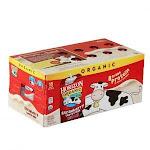 Organic Horizon Low Fat Box Strawberry Milk 8fl.oz (PACK OF 18)