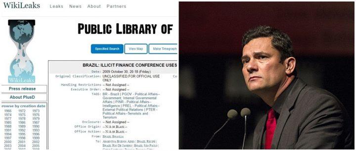 sergio moro wikileaks fbi