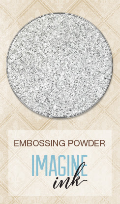 Embossing Powder - Icicle