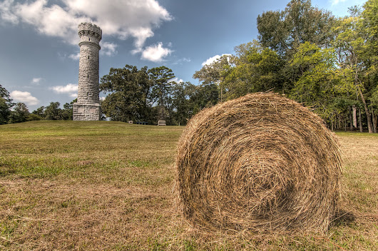 Hay and a Tower
