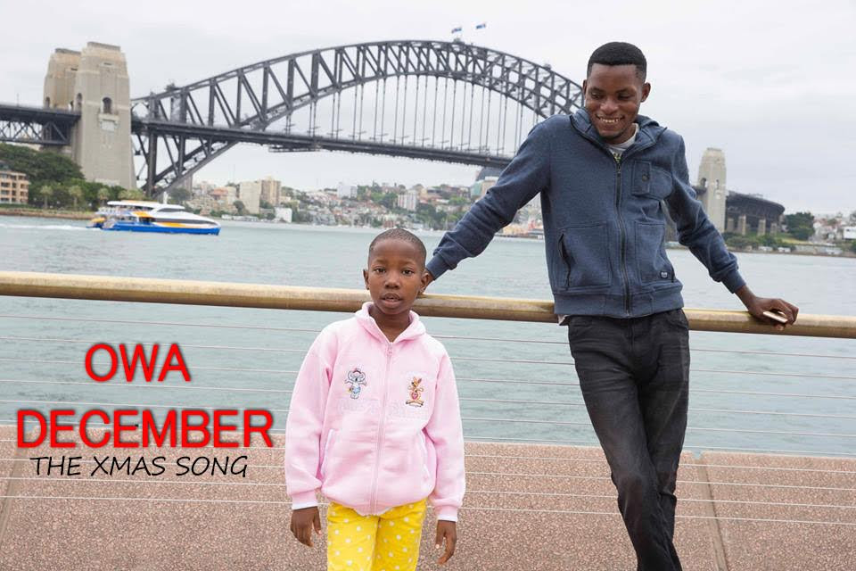 """MARK ANGEL AND LITTLE EMMANUELLA'S """"OWA DECEMBER"""" CHRISTMAS GIVEAWAY COMPETITION"""