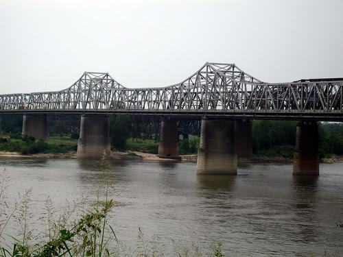 I-55 Going over the Mississippi River