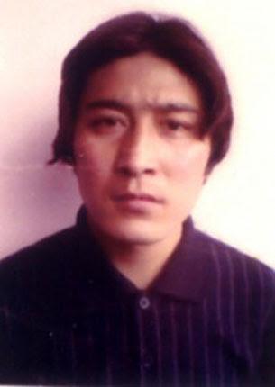 图片:2010年在西藏首府拉萨示威遭捕,近期被判5年徒刑的桑珠嘉措 (藏人行政中央网站)