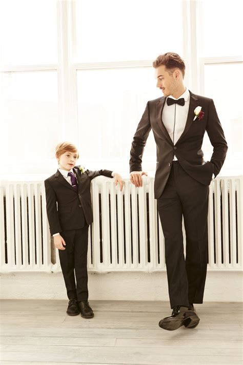 Great photo for the groom and the ring bearer! I love the