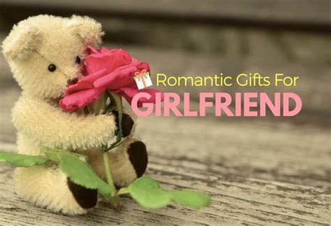 21 Romantic Gift Ideas For Girlfriend   Unique Gift That