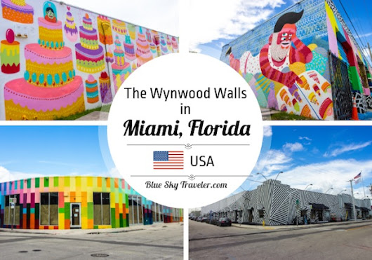 Photo Tour through the Wynwood Walls in Miami