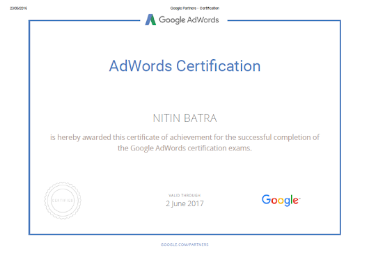 Help you creating your first Google Adwords campaign effectively for $100