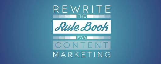 Rewrite the Rule Book for Content Marketing  by Vertical Measures
