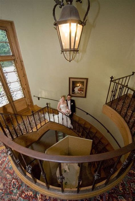 Eaton Hall Wedding main staircase   Joseph Michael