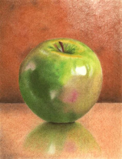 green apple cp drawing  golfiscool  deviantart
