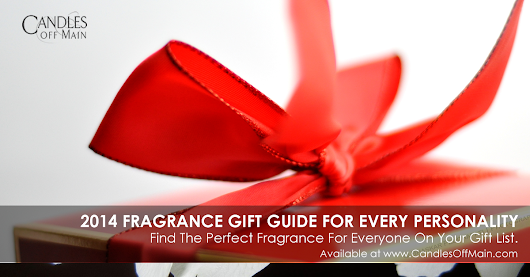 Holiday Gift Guide 2014 - Candle Gifts For All
