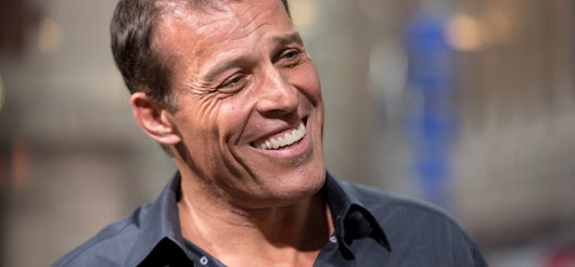 Here's What Happened When Tony Robbins Retweeted Me (Lessons in Influencer Marketing)