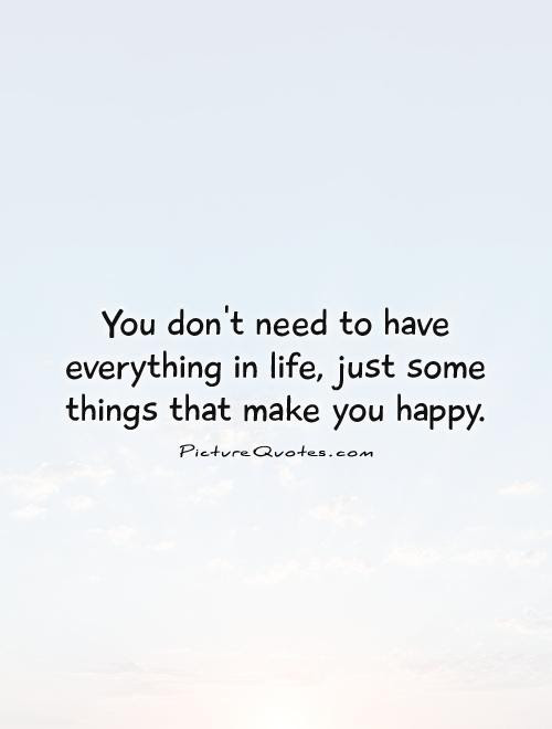 simple quotes about life and happiness