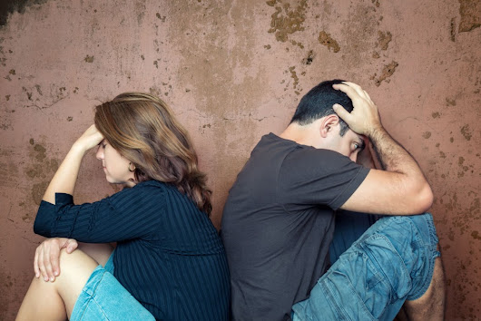 Understanding The 3 Stages of Divorce Grief