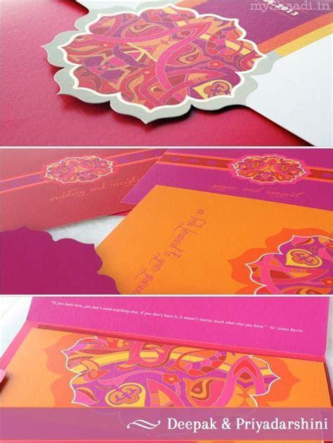 Wedding Card Trends: Branding your Wedding!  Myshaadi.in#