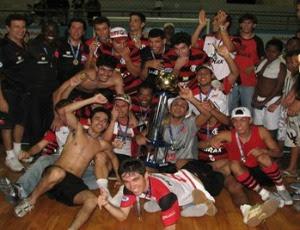 Futsal Flamengo (Foto: Divulgação / Site oficial)