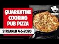 LRC LIVESTREAM-PUB STYLE PIZZA