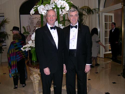 Joe and John