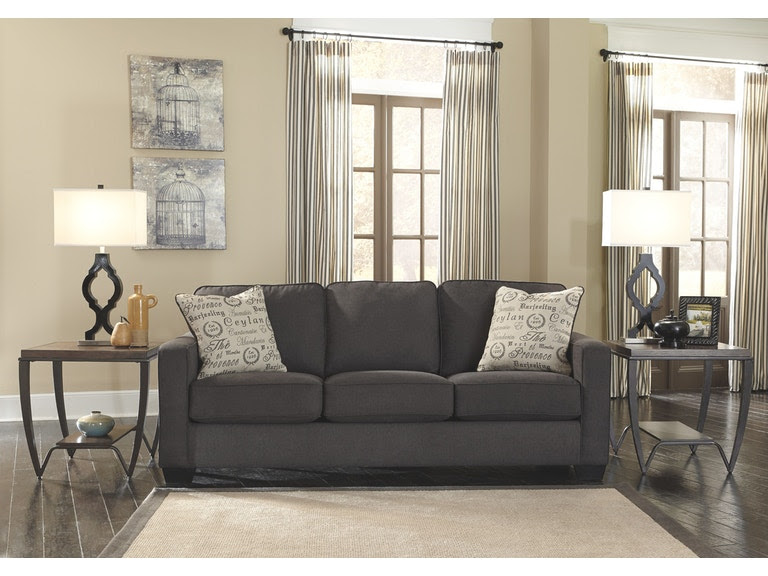 Signature Design By Ashley Living Room Sofa 1660138 Tip Top