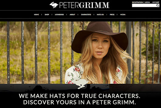San Diego Web Design Blog, Dog and Rooster, Inc. » Peter Grimm Launches New Website with Improved Shopping Experience