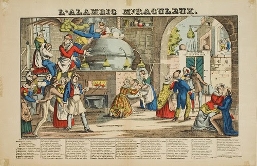 The Miraculous Distillery for Ridding Husbands of Their Bad Habits (1839)