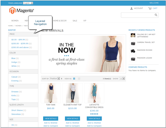 What is Magento Layered Navigation and Why You Need It?