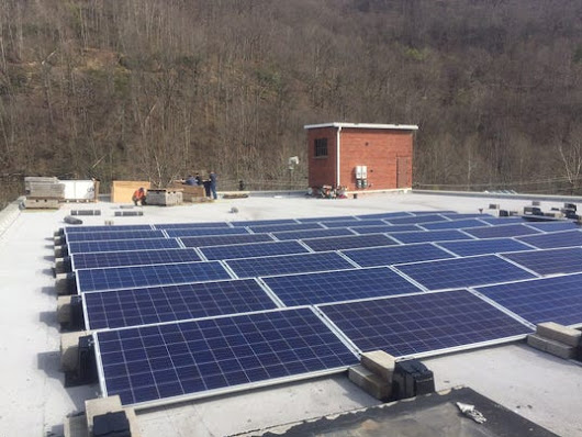 Even the Kentucky Coal Museum is going solar