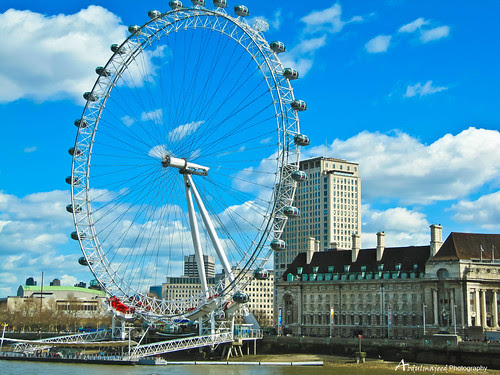 London eye by ÅßÐÜLMΔJΣΣÐ