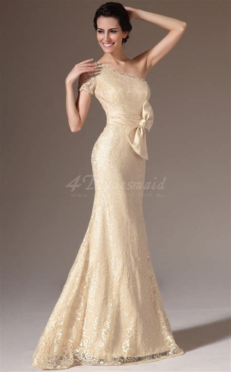 New Arrival Champagne Mermaid Bridesmaid Dresses:Champagne