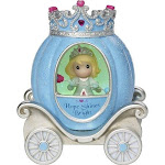 Precious moments pretty as a princess hope princess carriage light up figurine