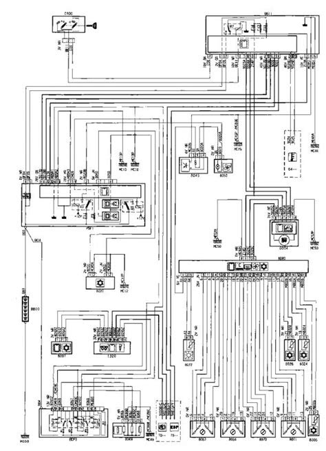 Peugeot Wiring Diagrams - Wiring Diagram And Schematics
