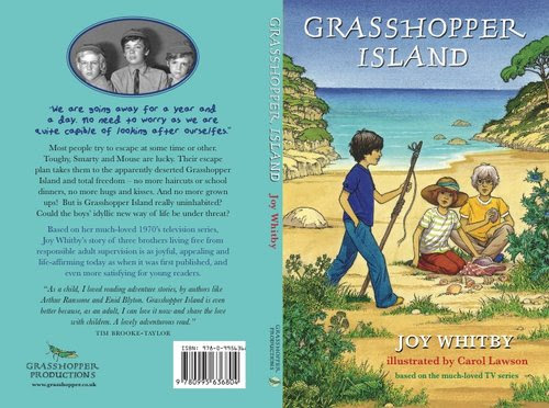 Grasshopper Island by Joy Whitby