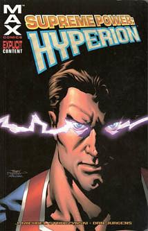 Squadron Supreme: Hyperion cover