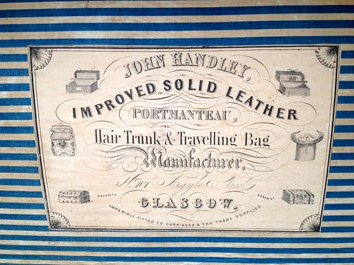 John Handley suitcase