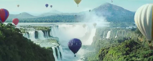 Perrier : embarquez à bord des Hot Air Balloons ! - We think content