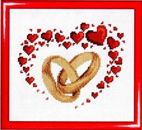 17 Best images about wedding cross stitch on Pinterest