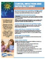 Cancer, Infection, and Sepsis Fact Sheet