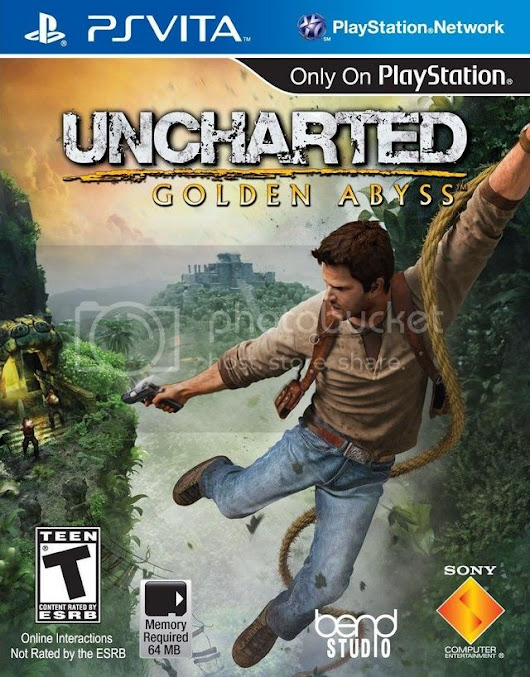 "Uncharted Golden Abyss Should It Belong in a Museum or Secured by ""Top Men""?"