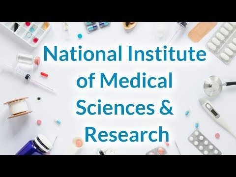 Top Medical Colleges in India - National Institute of Medical Sciences