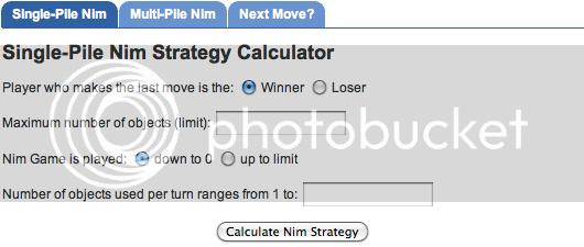 Nim Screenshot 1