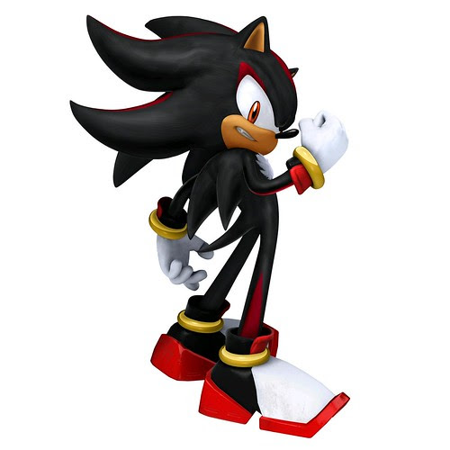 Shadow - Sonic the Hedgehog