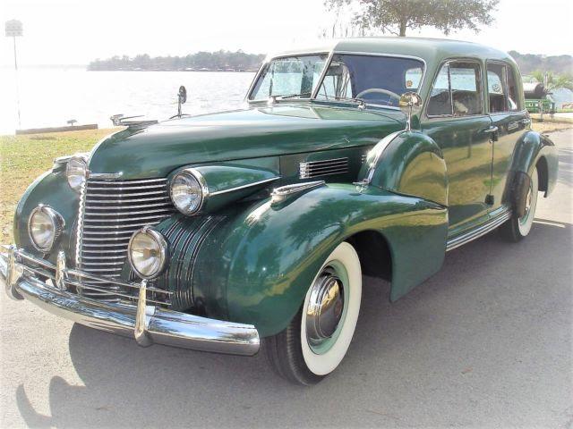 CCCA Classic - 1940 Cadillac Fleetwood Series 60 Special ...