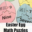 Easter Egg Math Puzzles - Teach Beside Me