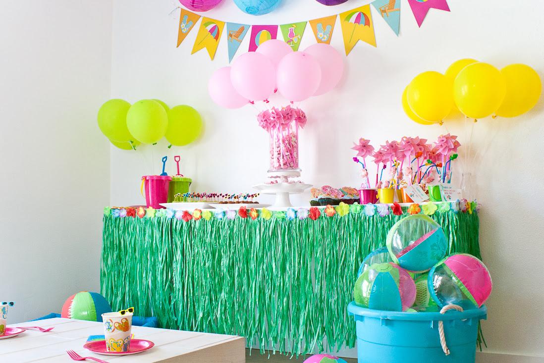 Kids Pool Birthday Party  Fun26